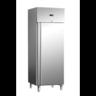 AMITEK Rozsdamentes hűtőszekrény 700 literes