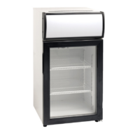 SC 51 | Üvegajtós hűtővitrin