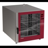 Primax elektromos légkeveréses sütő 7XGN 2/1 tálcahely