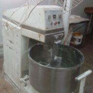 Használt kivehető csészés 140 literes dagasztó gép