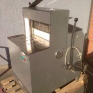 Használt félautomata kenyérszeletelő gép