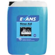 Öblítőszer automata mosogatógéphez 5 liter EVANS Rinse Aid