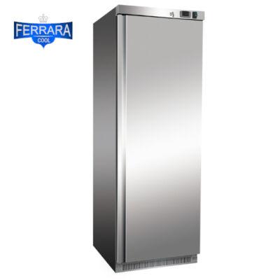 Rozsdamentes hűtőszekrény 580 literes