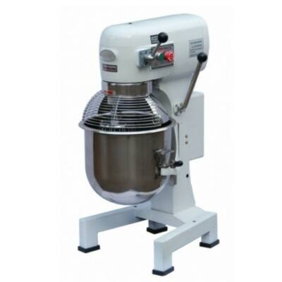Habverő-keverő-dagasztógép 10 literes