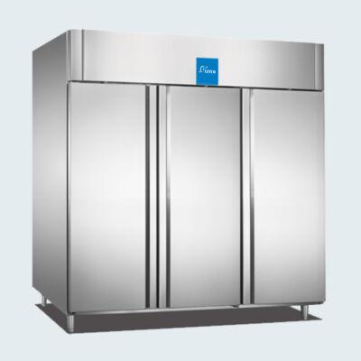 Rozsdamentes fagyasztószekrény 2100 literes