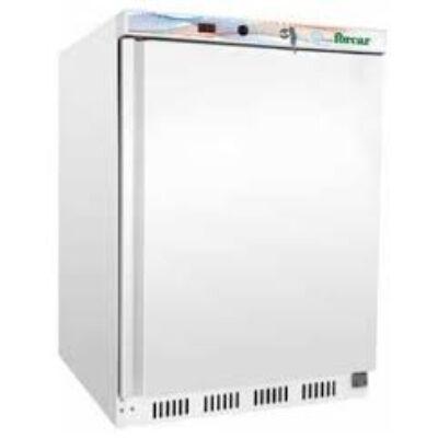 Rozsdamentes fagyasztószekrény 360 literes
