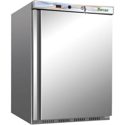 Rozsdamenetes ipari hűtőszekrény