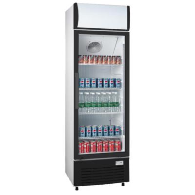 LG-220X | Üvegajtós hűtővitrin