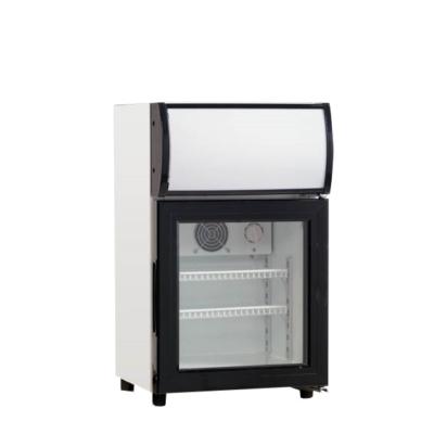 SC 21 | Üvegajtós hűtővitrin