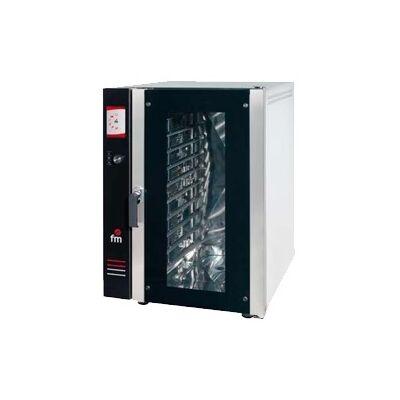 FM Kombi sütő 10 tálcás digitális (60×40 cm vagy GN1/1)