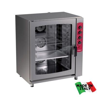 Primax Elektromos légkeveréses sütő 7XGn1/1 vagy 60X40 tálcahely