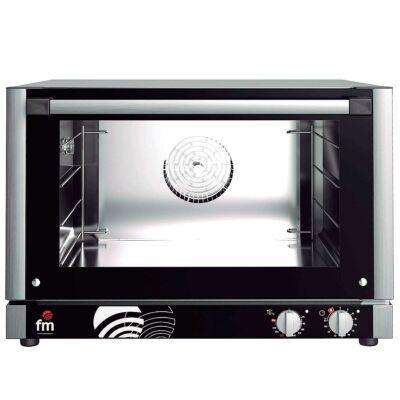 FM Légkeveréses sütő 4 tálcás (60×40 cm) RX-604-PLUS