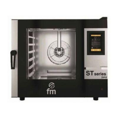 FM SMART Kombi sütő 6 tálcás digitális (60×40 cm vagy GN1/1)