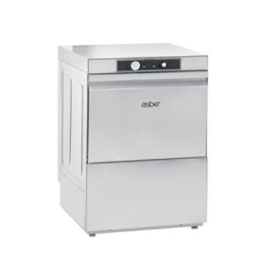 Asber ipari mosogatógép GE-500 B DD
