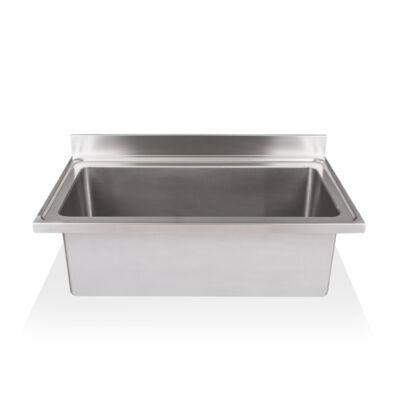 Egymedencés edénymosogató fedlap 1060x500x375mm
