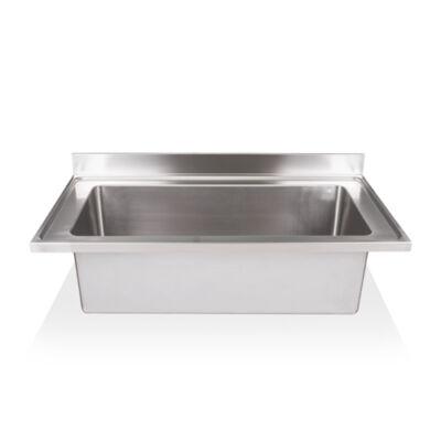 Egymedencés edénymosogató fedlap 1160x500x375mm