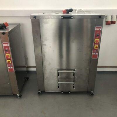 ROTA980DUO sütőlemez tisztító gép