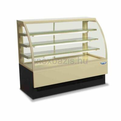 Hűtő vitrin, EVO 1500-as