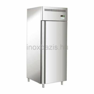 Rozsdamentes hűtőszekrény 700 literes
