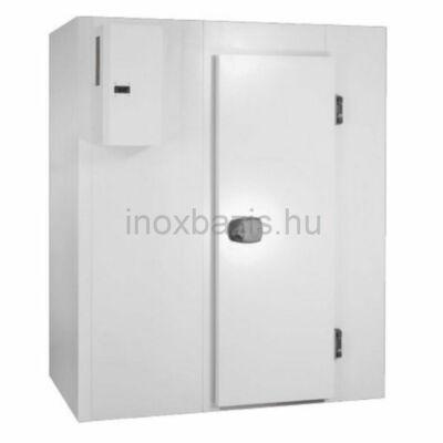 Hűtőkamra 154x154 cm