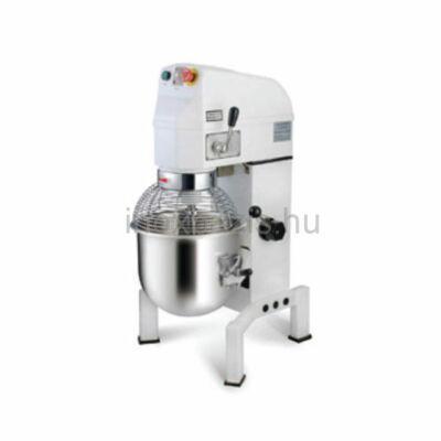 Habverő-keverő-dagasztógép 20 literes, 400 V - 3 fázis