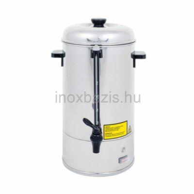 Kávéfőző, italmelegítő perkolátor 6,5 liter