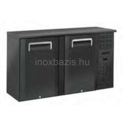 Bárhűtő 2 ajtós, 315 literes