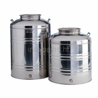 Italtartó kanna, 50 literes