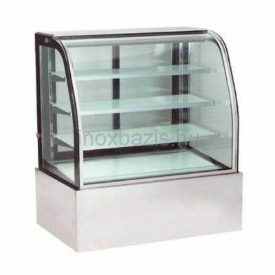 Süteményes hűtő pult 350 literes
