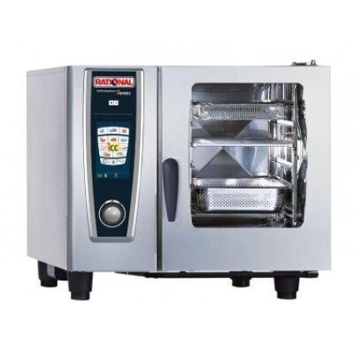 Rational sütő,gőzpároló - 6*GN1/1 scc-5s 61 g