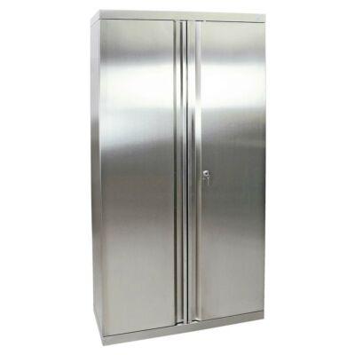 Neutrális szekrény nyíló ajtóval - 400 széria, 1200 mm hosszú