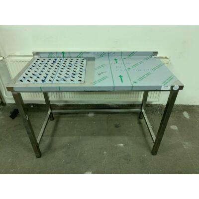 Csepegtető asztal 1250x600x850mm