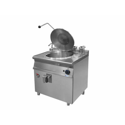 Gázüzemű főzőüst 80 literes, 12,5kW