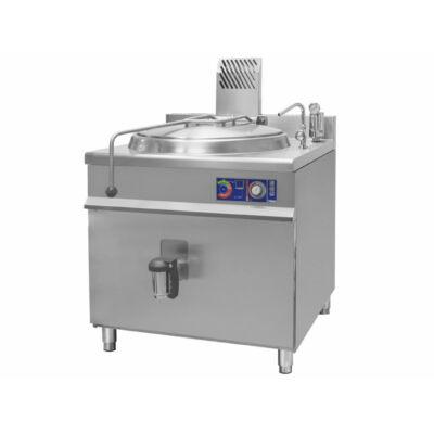 Gázüzemű főzőüst 100 literes, 14,5kW