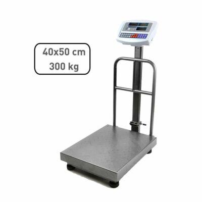 Raktári mérleg 300 kg-ig