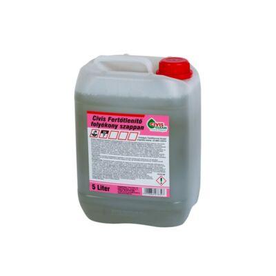 Civis Fertőtlenítő hatású folyékony szappan 5 liter
