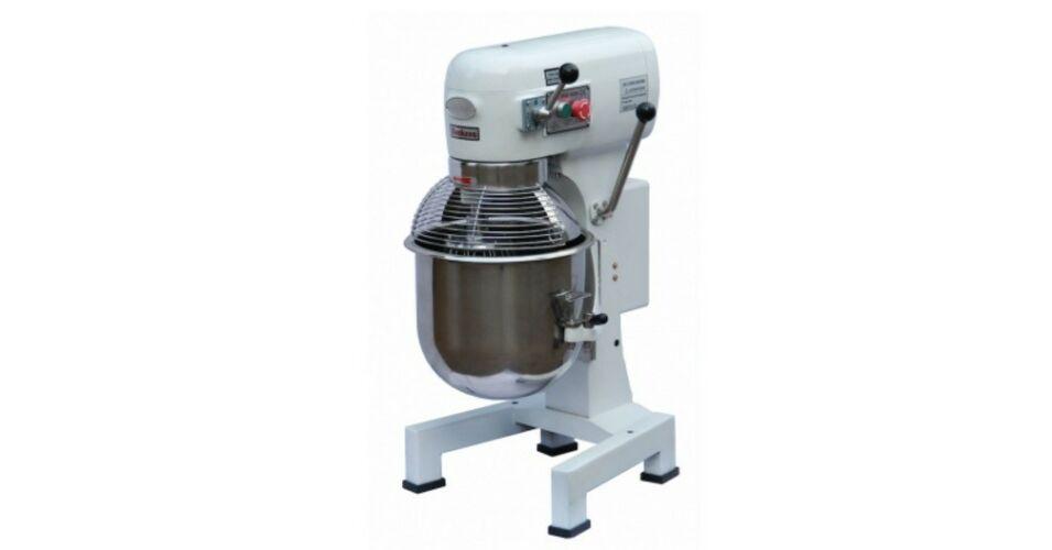 MIXA 20 literes ipari dagasztógép 400V 3 fázis